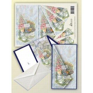 Creatief Art Pakket drieslag piramidevellen SWK30-018