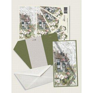 Creatief Art Pakket drieslag piramidevellen SWK30-019