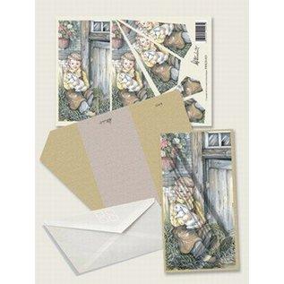 Creatief Art Pakket drieslag piramidevellen SWK30-023