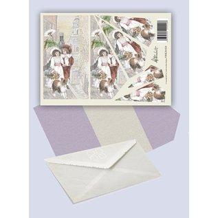 Creatief Art Pakket drieslag piramidevellen SWK30-024