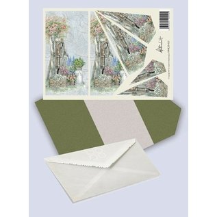 Creatief Art Pakket drieslag piramidevellen SWK30-025