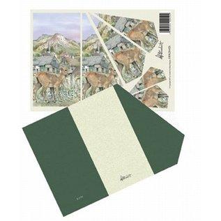 Creatief Art Pakket drieslag piramidevellen SWK30-026