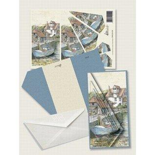 Creatief Art Pakket drieslag piramidevellen SWK30-028