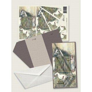 Creatief Art Pakket drieslag piramidevellen SWK30-029