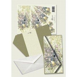 Creatief Art Pakket drieslag piramidevellen SWK30-036