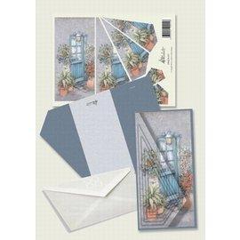 Creatief Art Pakket drieslag piramidevellen SWK30-037