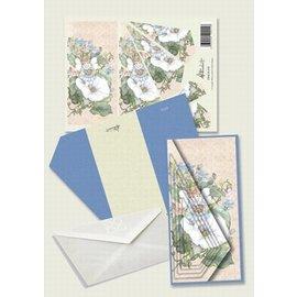 Creatief Art Pakket drieslag piramidevellen SWK30-038