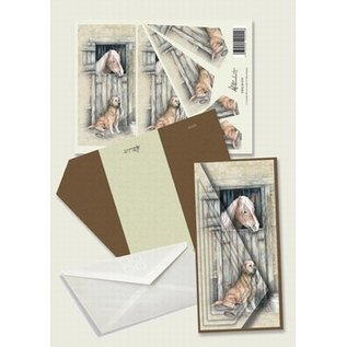 Creatief Art Pakket drieslag piramidevellen SWK30-039