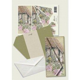 Creatief Art Pakket drieslag piramidevellen SWK30-040