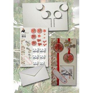 Creatief Art Pakket Kerst 2010 SWK80-020
