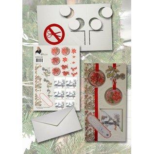 Creatief Art Pakket Kerst 2010 SWK80-020S