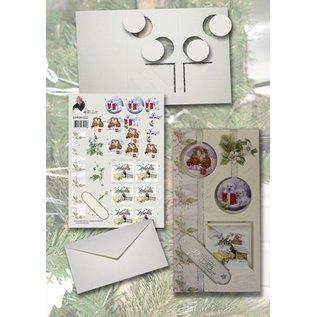Creatief Art Pakket Kerst 2010 SWK80-022