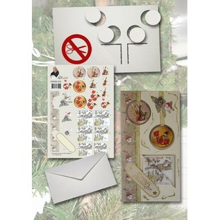 Creatief Art Pakket Kerst 2010 SWK80-023S