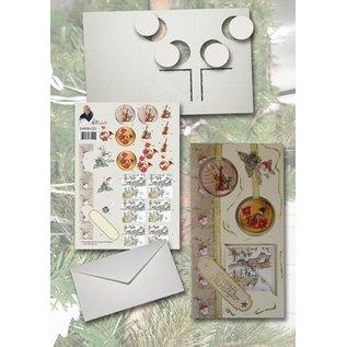Creatief Art Pakket Kerst 2010 SWK80-024