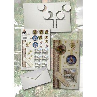 Creatief Art Pakket Kerst 2010 SWK80-025
