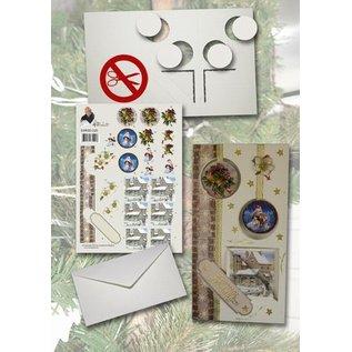 Creatief Art Pakket Kerst 2010 SWK80-025S
