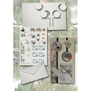 Creatief Art Pakket Kerst 2010 SWK80-026