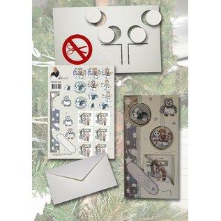 Creatief Art Pakket Kerst 2010 SWK80-027S
