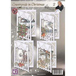 Creatief Art Paket Weihnachten 2013 Teil 2 SWK85-0043S