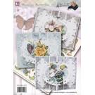 Creatief Art Paradise Butterflies 01
