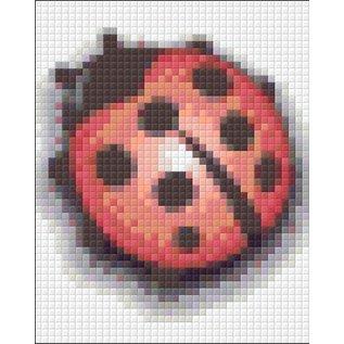Pixel Hobby Pixelhobby lieveheersbeestje