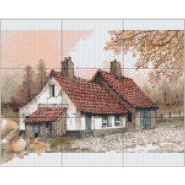 Pixel Hobby Pixelhobby Staf Wesenbeek - Landhuis