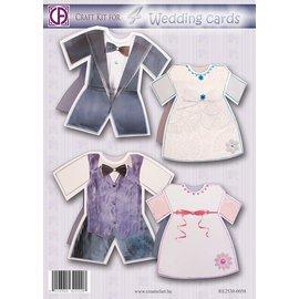 Reddy cards Cartes de mariage