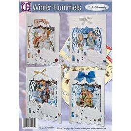 Creatief Art Winter Hummels