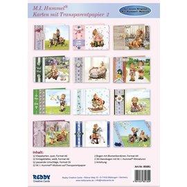 Reddy cards Hummel-Karten mit Transparantpapier1 - Copy