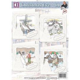 Creatief Art Christmas Eve 01