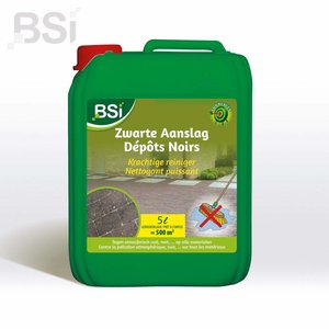 BSI Zwarte Aanslag - 5L
