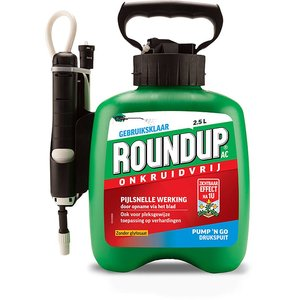 Roundup Naturel Spray 2,5L Drukspuit