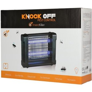 Knock Off Insectenlamp - 2x6 watt