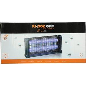 Knock Off Insectenlamp - 2x15 watt