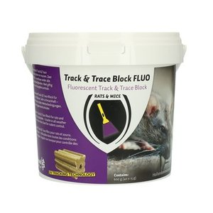 Track & Trace blokken muizen & ratten