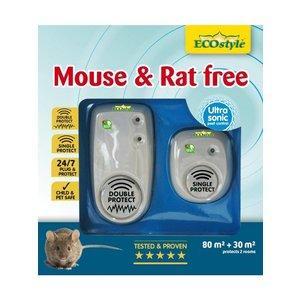 ECOstyle Mouse & Rat Free - 80m2 + 30m2