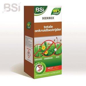 BSI Herbex Onkruidbestrijder 900ml - 400m2