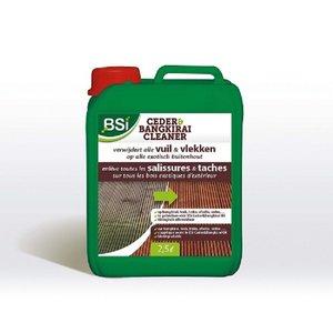 BSI Ceder & Bangkirai Cleaner