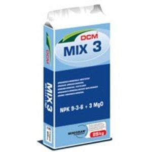 DCM Meststof NPK Mix 3 - 25 kg