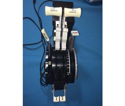 FS Modifications Saitek Drossel Quadrant Modifikation V2
