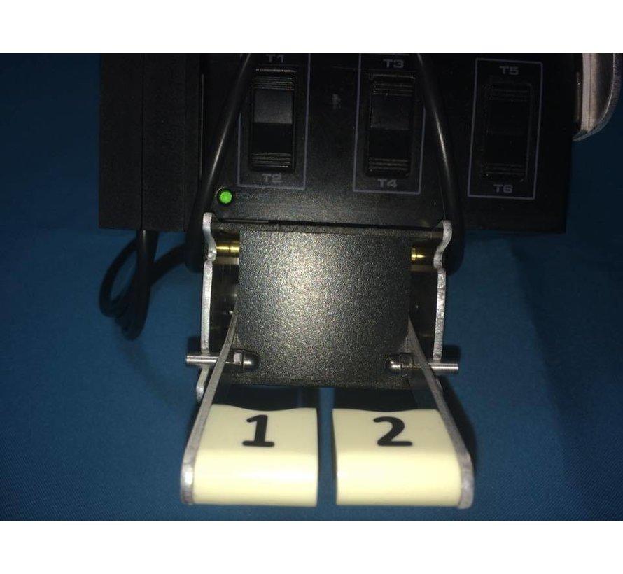 Saitek TQM Cut-off levers