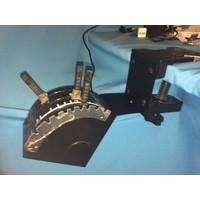 FS Modifications Saitek Throttle Quadrant modification V2