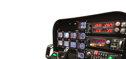 View all cockpit panels