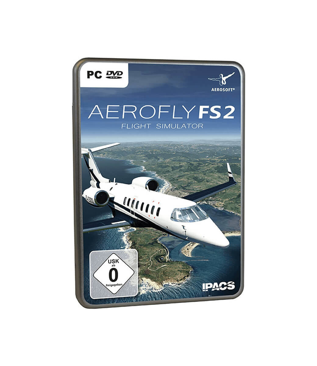 Aerofly FS2 DVD-hoes