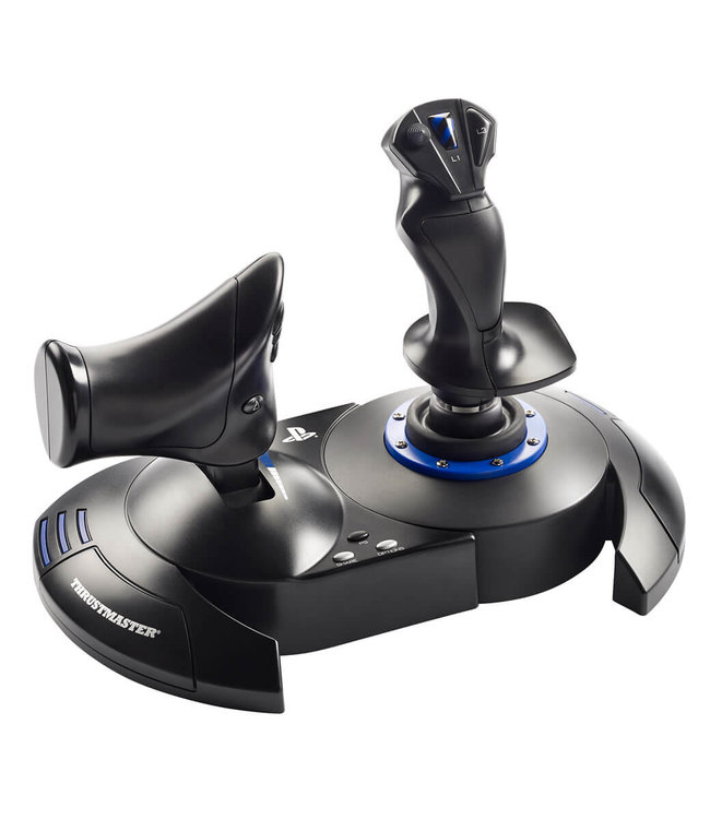 T.Flight Hotas 4 Joystick and Throttle