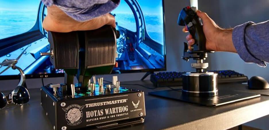 De vijf beste Joysticks voor Flight Simulator