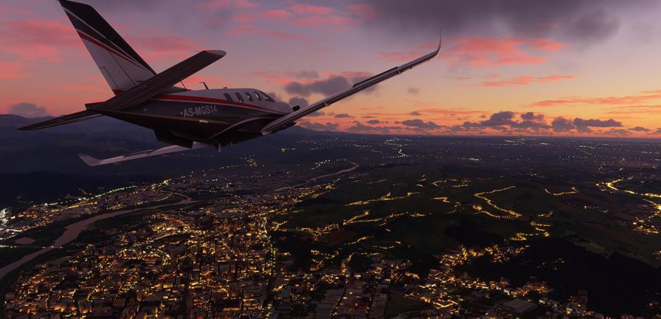 De zeven meest gestelde vragen over Flight Simulator 2020