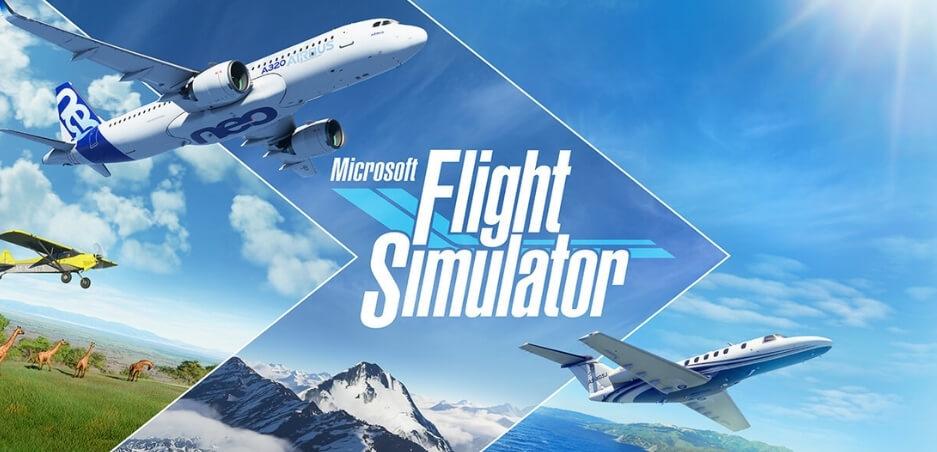 Dit zijn de systeem specificaties voor Flight Simulator 2020