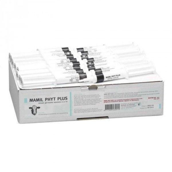 Mamil Phyt Plus mastitis injectoren 48 stuks