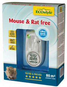 Ecostyle Mouse & Rat free 80 m2